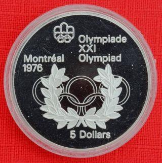 Canada: 1974 $5 Olympics