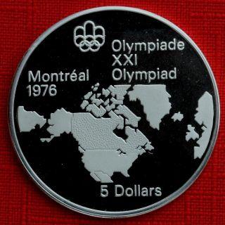 Canada: 1973 $5,  Olympics