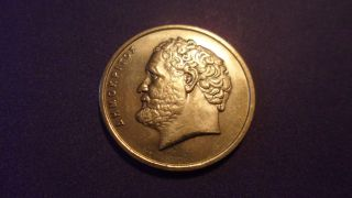 Greece 1994,  Ten Drachmes.  Nicely Detailed. photo