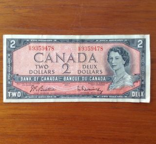 100$ canadian bill 1988