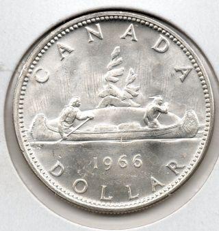 1966 Canada Dollar Buy It Now photo