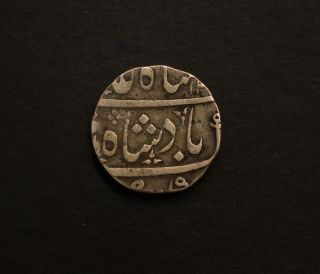 India Princely States Baroda //3x (1788 - 98) - //5x (1808) Silver Rupee photo