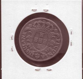 Azores - X Reis,  1750 photo