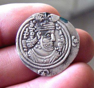 Money fuels the sixth century