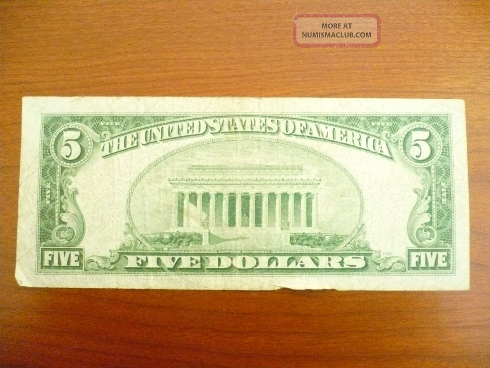 Major Designs of United States Currency