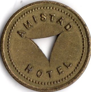 Elko Nevada Merchant Hotel Good For Trade Token photo