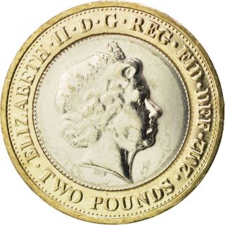 [ 87733] Grande - Bretagne,  Elisabeth Ii,  2 Pounds 2012,  Km 1224,  Km 1224 photo