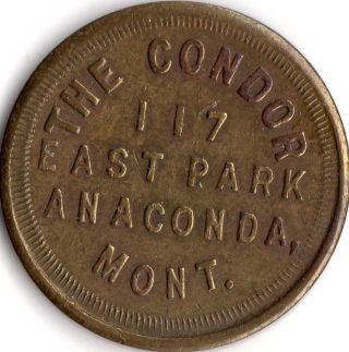 Anaconda Montana Merchant Good For Trade Token photo