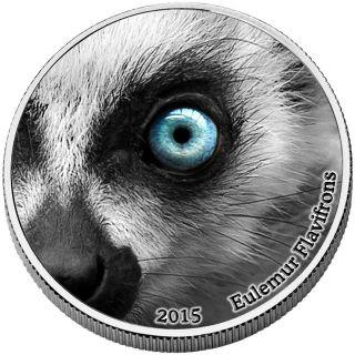 Congo 2015 2000 Francs Cfa