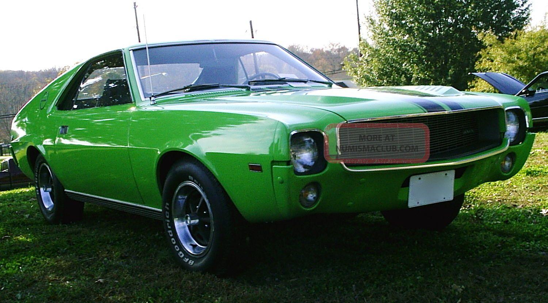 1968 American Motors 100 Shares Stock Certificate Rambler