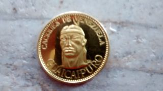 1955 - 1960 Gold Coin From