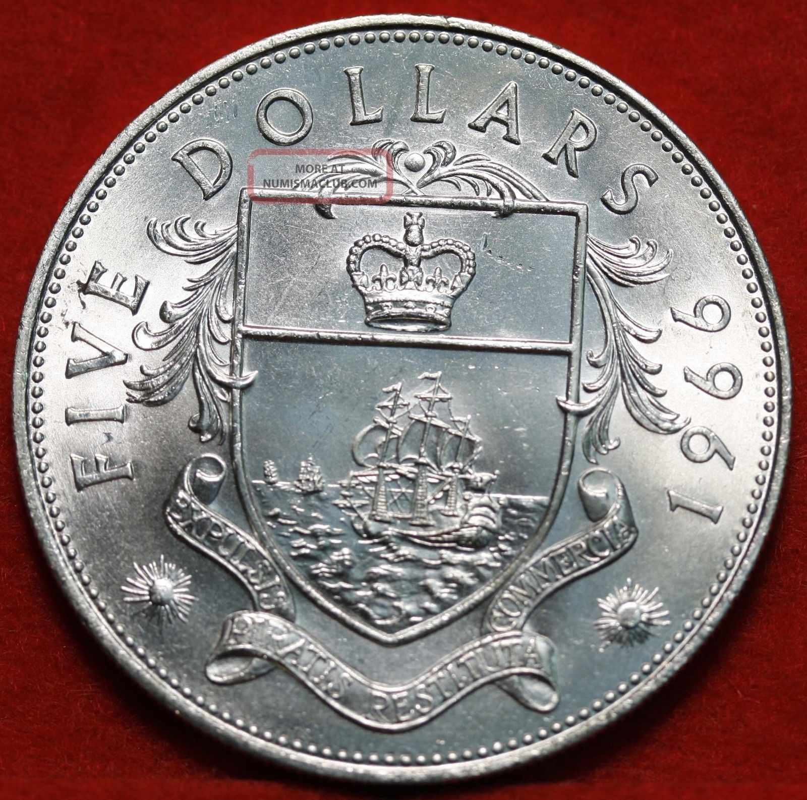 bahamas coins silver