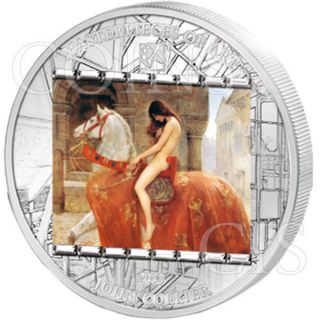lady godiva price guide for coins