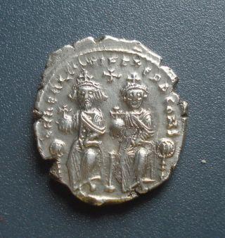 Heraclius & Heraclius Constantine Ar Hexgram photo