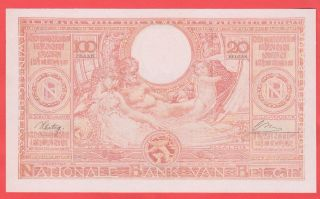 100 Francs 1944 Xf 2 Folds.  Beautifull Banknote photo