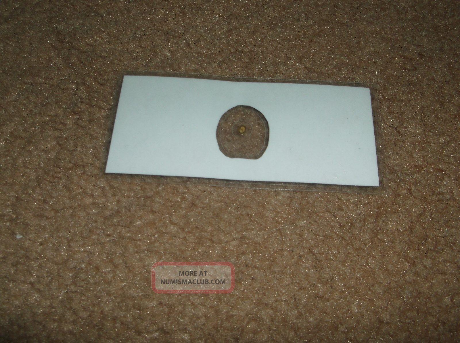 Gold Bullion Fractional Size 1grain Not Gram 999