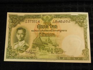 Thiland Banknote photo