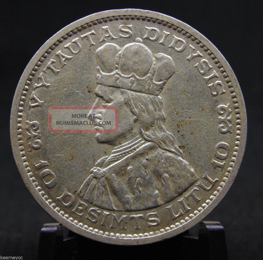 lietuva coin