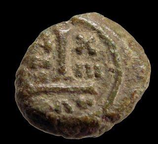 Hhc Heraclius Ae Decanummium,  Large I,  Catania (h1933) photo