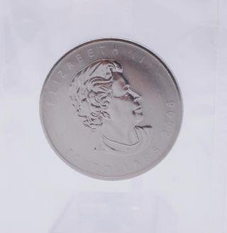 2006 Canada $50 Palladium 1 Oz Maple Leaf Uncirculated Coin photo