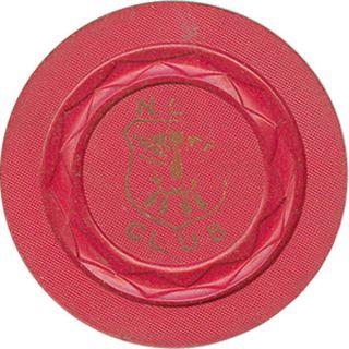United Kingdom Military Chip - Sculthorpe Afb - $1 Chip photo