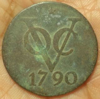 1790 Old Us Coin Colonial