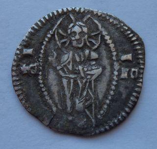 Serbia Medieval Balkan Coin Ragusa Silver Very Very Rare photo