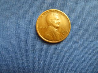 1929 - S Lincoln Wheat Cent Penny Circulated Coin photo