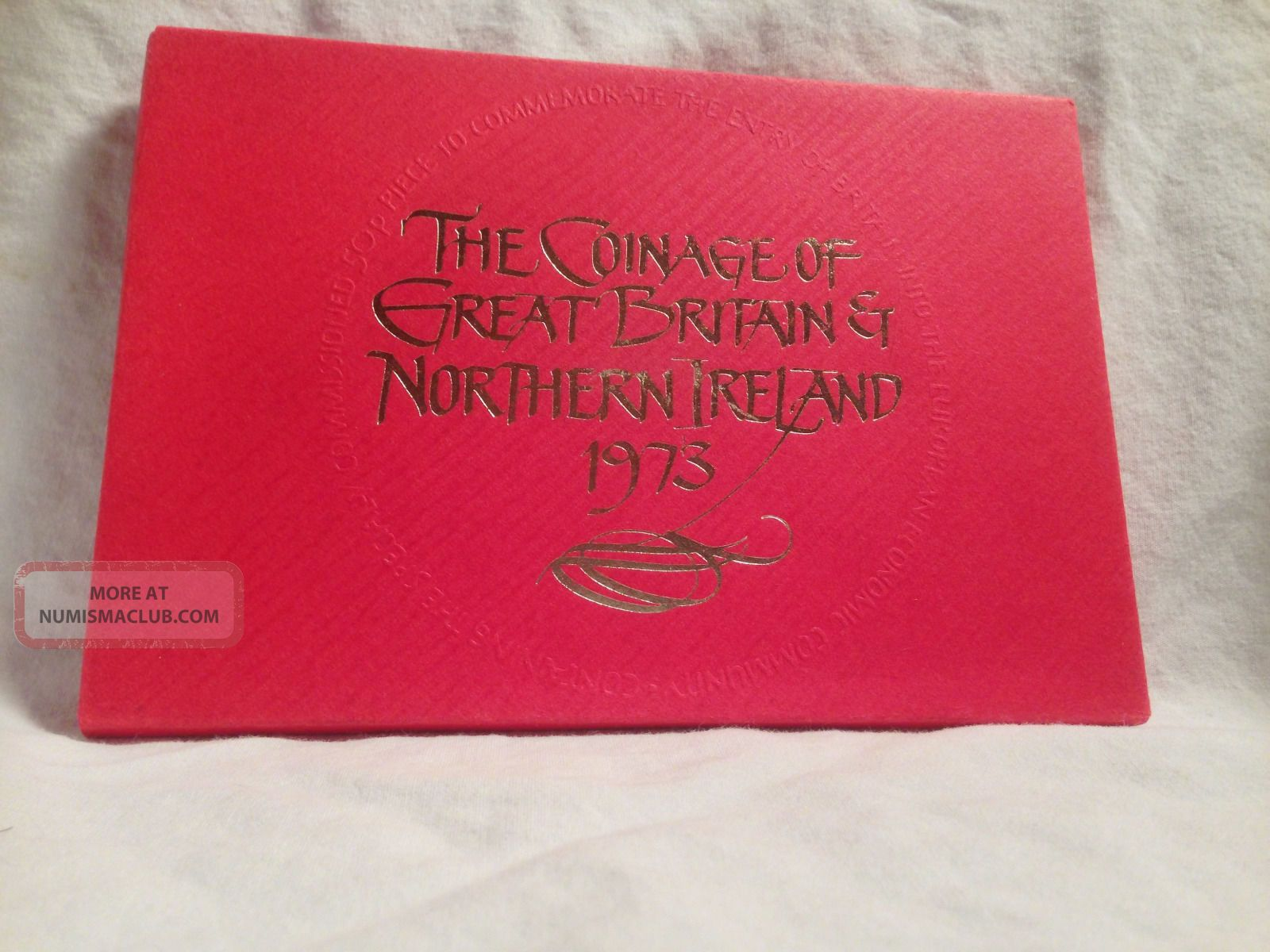Coinage Of Great Britain And Northern Ireland 1973 UK (Great Britain) photo
