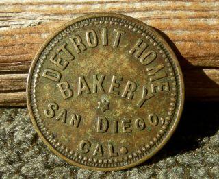1900 San Diego Ca California R10 Unlistd