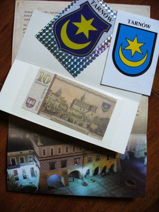 Poland Tarnow Local Bon,  Stickers photo
