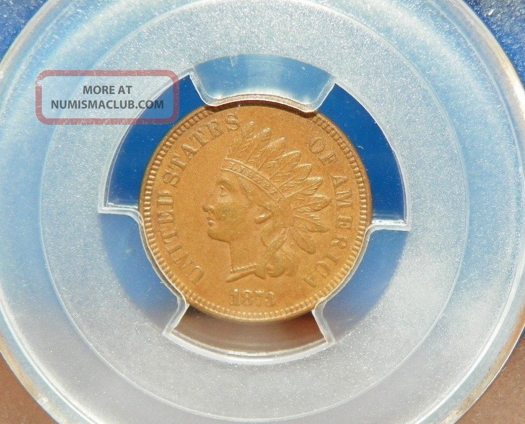 Indian Head Penny - 1873 Closed