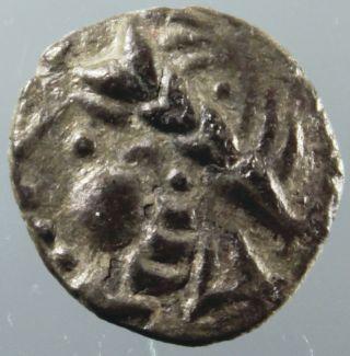 Rare Celtic Drachm,  Silver,