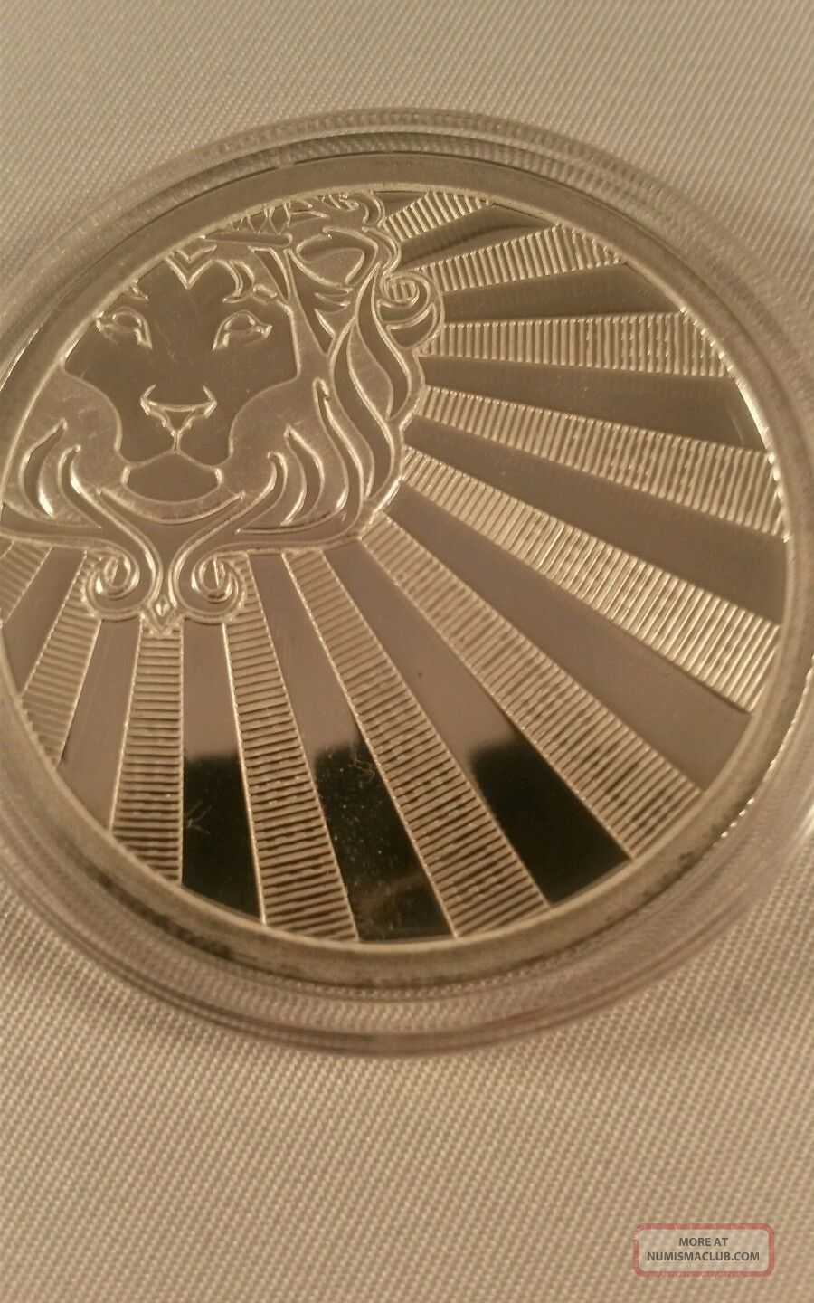 2 Scottsdale 1 Oz Reserve Round 999 Silver Bu In Air