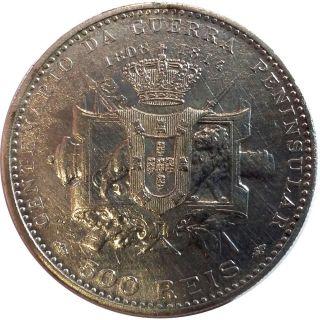 Portugal - 500 Reis 1910