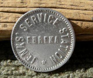 Old Eureka California Ca (humboldt Co)
