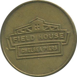 York Sports Amusement Token : The Field House At Chelsea Pier photo