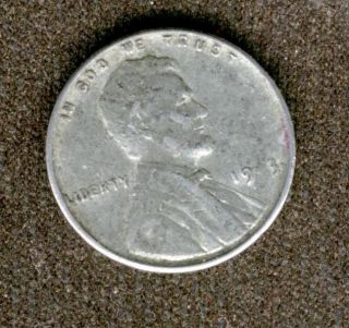 1943 P Missing 4 In The Year Wheat Penny photo