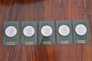 1 Oz.  (one Ounce) 2005 Lewis And Clark Palladium Coin photo