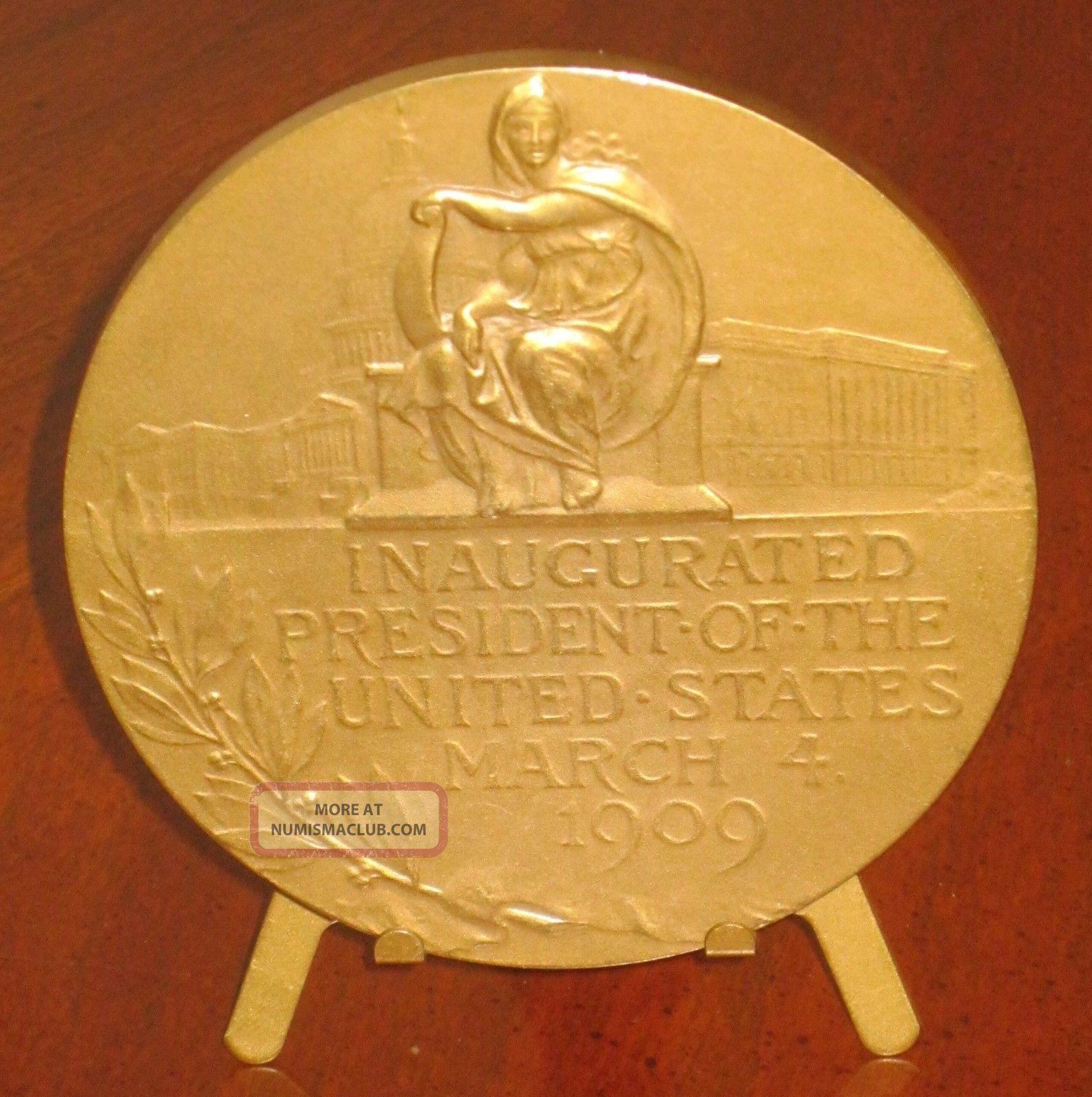 william h taft 1909 coin value