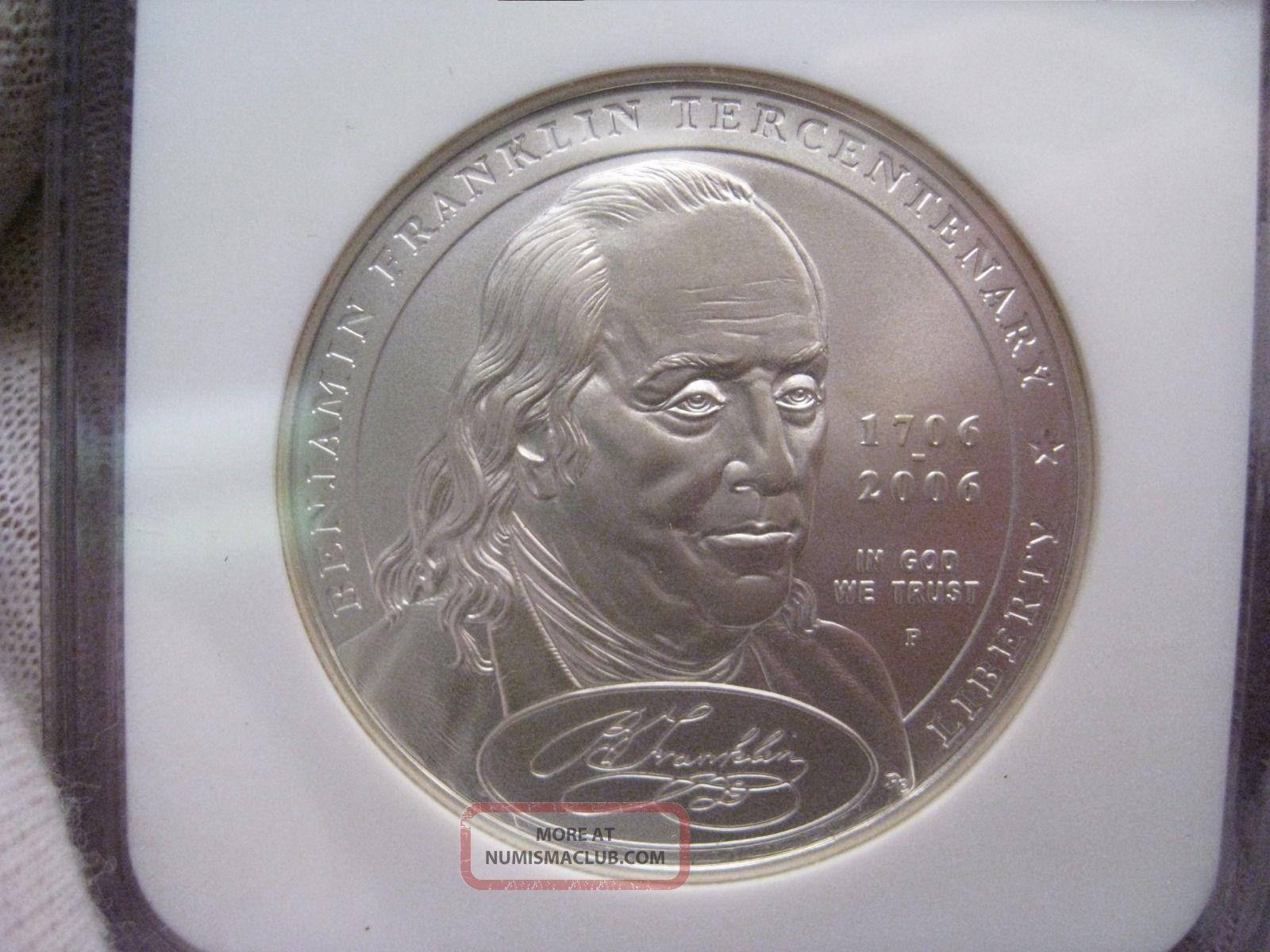2006 ben franklin commemorative coins