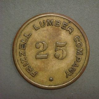 Frizzell Lumber Company (immokalee,  Fl. ) Good For 25 In Merchandise photo