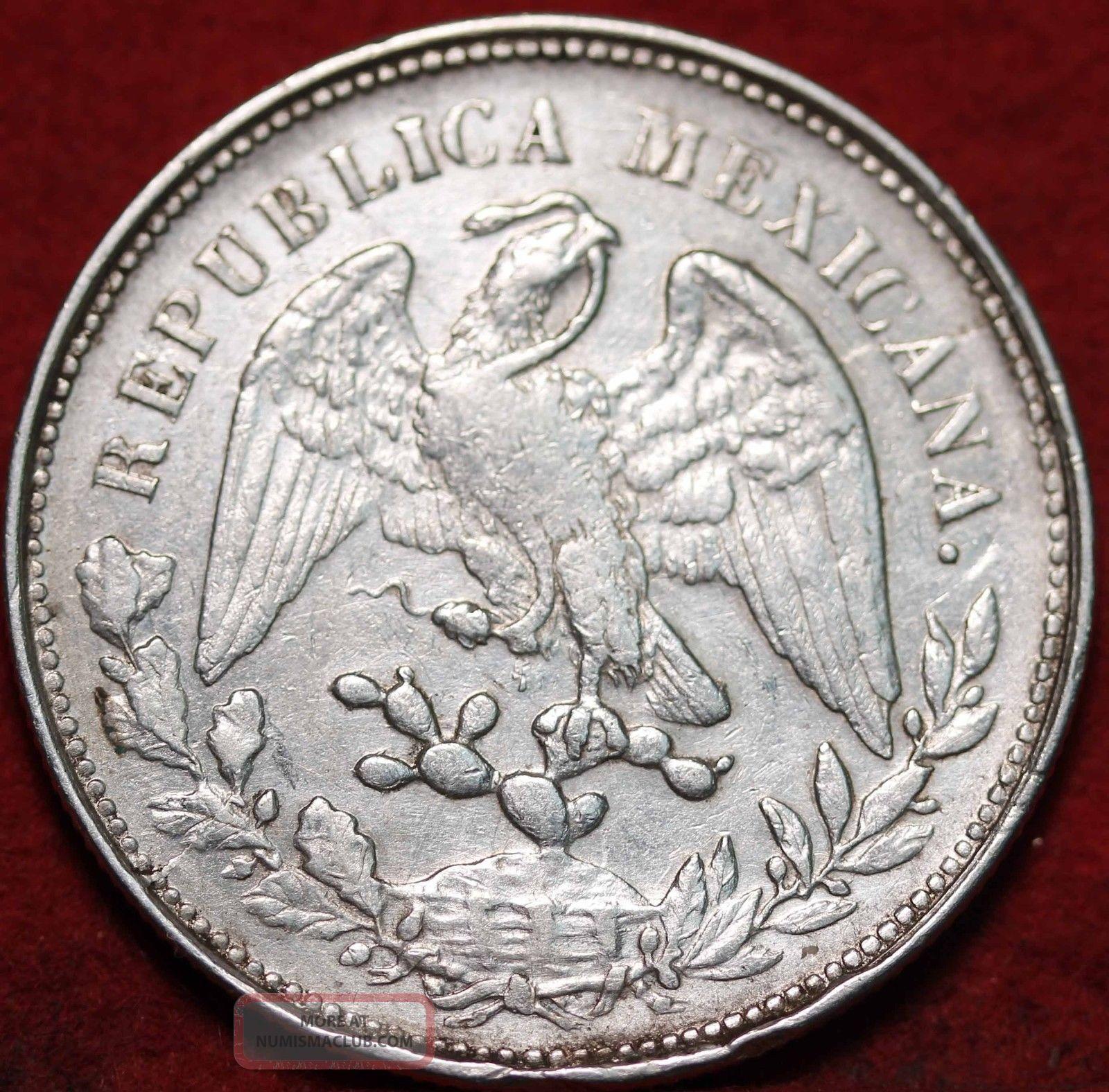 peso coins mexico