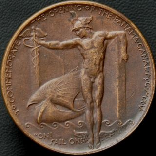 1915 Panama Pacific International Exposition So - Called Dollar Hk - 400 Bronze photo