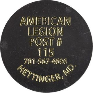 American Legion Post 115 - Good For One Mixed Drink Or Beer photo