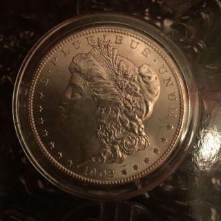 1902 - O Morgan Dollar - High State - You Grade photo