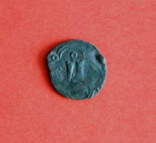 Pulo For Russia,  Copper,  Lajos I Nagy 1342 - 1383,  Hungary,  Rr - Unique photo