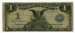 1899 Fr.  233 $1 United States