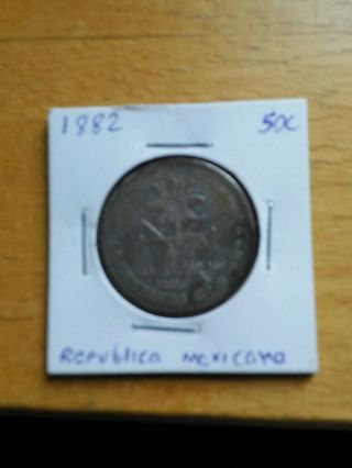 Coins World North Amp Central America Mexico Second