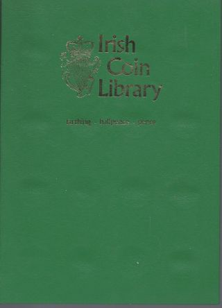 Farthing - Halfpence - Pence Irish Coin Library Folder Nos photo